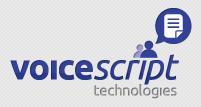 VoiceScript Technologies